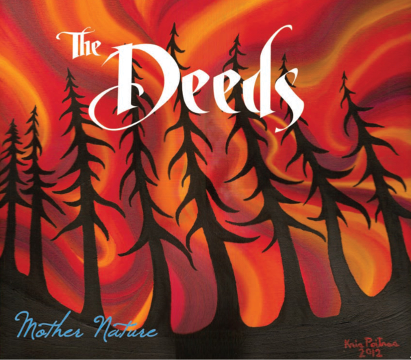The Deeds Mother Nature CD Cover